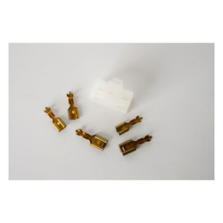 Wiring harness connector kit Hon 89-90 CB400F  04-06 CB600F 599  97-98 CBR1100XX   91-94 CBR600F2    95-98 CBR600F3    99-00 CBR600F4i  1998 CBR600SE  1996 CBR600SJR  93-99 CBR900RR  89-98 PC800 Pa