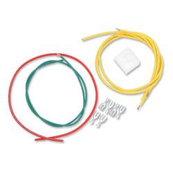 Kit connecteur de faisceau de câbles Kaw 87-95 VN1500 88 96-99 VN1500A 96-97 VN1500C 1500L 1985 VN700 86-06 VN750 86-89 ZL600A 96-97 ZL600B 83-85 ZN1100 LTD 83-88 ZN1300