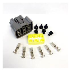Kit connecteur de faisceau de câbles Kaw 09-11 ER650 ER-6N 06-12 EX650 650R 07-12 KLE650 09-10 VN1700 LT 09-12 VN1700 09-12 VN1700 06-16 VN900B 07-16 VN900C