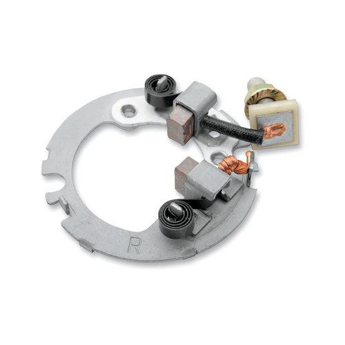 Rick's Electrics Borstelplaat reparatieset - 2 Borstel Mitsuba Suzuki: 06-07 GSXR600 600cc; 06-07 GSXR750 750cc