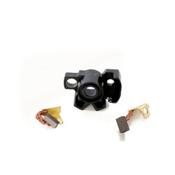 Borstelplaat reparatieset - 2 Borstel Mitsuba Suzuki: 11-18 GSXR600 600cc; 11-18 GSXR750 750cc; 15-18 GSXS750 750cc