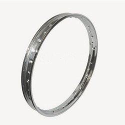 Jante Universelle 1.60-17 3.0mm WM (36 rayons) Chrome
