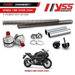 Kit de mise à niveau de fourche avant Honda CBR500R 13-18