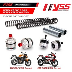 Front fork Upgrade Kit Honda CBR500R 19 <