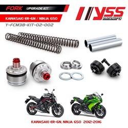 Kit de mise à niveau de fourche Kawasaki ER6N 12-16; Ninja 650 12-16