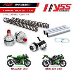 Voorvork Upgrade Kit Kawasaki Ninja 250/300 13-17
