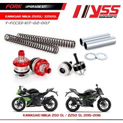 Voorvork Upgrade Kit Kawasaki Ninja 250SL 15 <; Z250SL 15 <