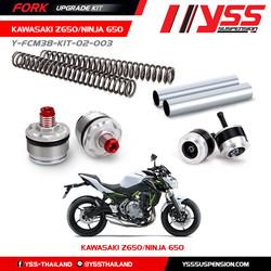 Kit de mise à niveau de fourche Kawasaki Ninja 650 17 <; Z650 17 <