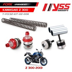 Voorvork Upgrade Kit Kawasaki Z300 13-17