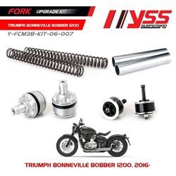 Kit de mise à niveau de fourche Triumph Bonneville Bobber 1200 16-18