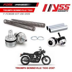 Kit de mise à niveau de fourche Triumph Bonneville T100 17-18