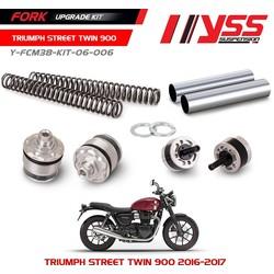 Kit de mise à niveau de fourche Triumph Street Twin 900 16-18