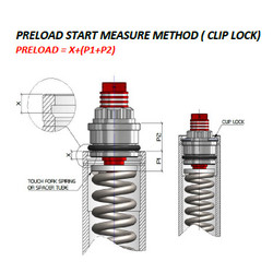 Fork Upgrade Kit Yamaha MT-03 16-18; YZF-R3 15-18; YZF-R25 14-18