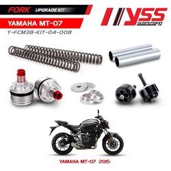 Gabel Upgrade Kit Yamaha MT-07 15-Current