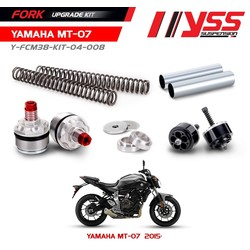 Kit de mise à niveau de fourche Yamaha MT-07 15-Current