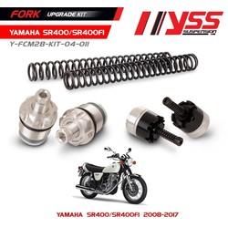 Kit de mise à niveau de fourche Yamaha SR 400 FI 08-17