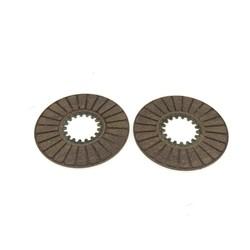 Clutch disc Sachs 2/3 / 4V 3.7mm