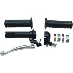 Manette de vitesses 2/3 Gear Complete Black Hercules