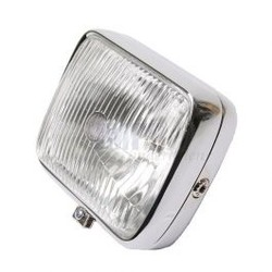 Headlight Universal Square Large (Select Color)