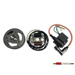 Ignition Bosch Model Puch Maxi Complete Set