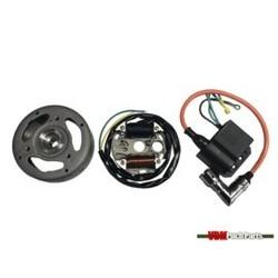 Ignition Bosch Model ZPP / KR Complete Set