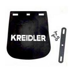 Spatlap Kreidler 14x17 Zwart