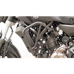 Motorschutz oben, schwarz, stabil, Yamaha MT-07, (RM04, RM17, RM18) 2014-2017