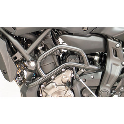 Motorschutz, unten, schwarz, stabil, Yamaha MT-07, (RM04, RM17, RM18) 2014-2017