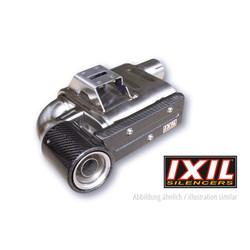 SX1 komplette Abgasanlage YAMAHA MT-09 & XSR 900 (Euro3 + 4)
