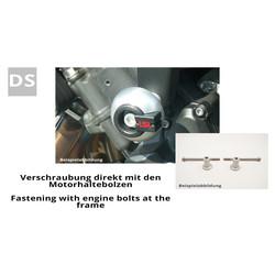 CRASH PAD® montageset MT-09 / MT-09 Tracer