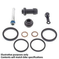 Caliper Rebuild Kit Front & Rear Model 18-3163