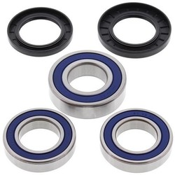 Wheel Bearing Kit, Rear Model 25-1780