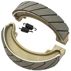 grooved Brake Shoes H304G