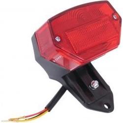 Tail light Zundapp / Kreidler Red Led