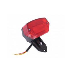 Tail light Zundapp / Kreidler Red