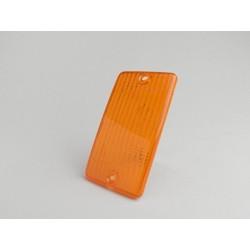 Turn Signal Glass Left Front Vespa PK50XL '85
