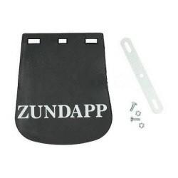 Spatlap Zundapp 14x17 Zwart
