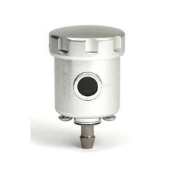 réservoir de liquide de frein à distance, transparent avec sortie droite MCZ530C