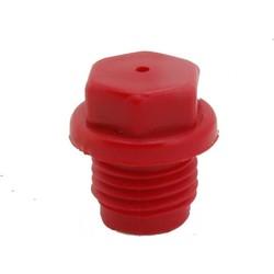 Öleinfüllschraube Zundapp Rot