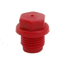 Oil filler plug Zundapp Red