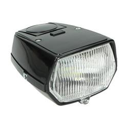 Headlight Puch Maxi Black