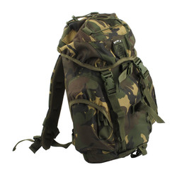 Recon Backpack 15L Camo Green