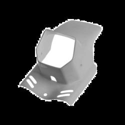 Scheinwerferspoiler Puch Maxi / Vespa Citta (Farbe auswählen)