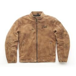 "Fuel""Sidewaze"" Tan Jacket"