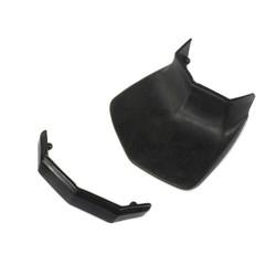 Spatlap Set Puch Maxi N + Bumper Rubber Zwart