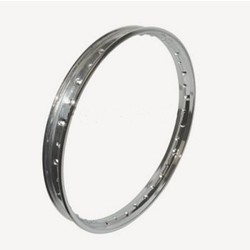 Jante Universelle 1.40-17 3.0mm WM (36 rayons) Chrome