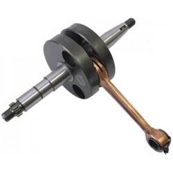 Crankshaft Puch MV50 2V 12mm Pin