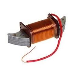Ignition coil Vespa Citta / Ciao / SI Red