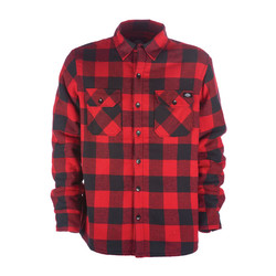 Lansdale Overshirt Red