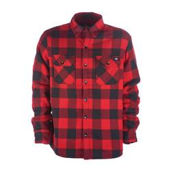 Lansdale Overshirt Rot
